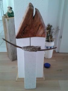 Holz-Segel-Creativemarkt